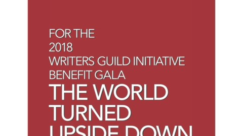 SAVE THE DATE! WGI GALA March 12, 2018