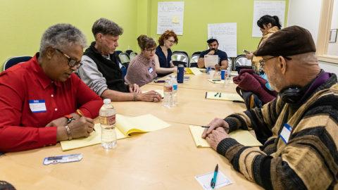 WGI Workshop Held at Profile Theater, Portland OR
