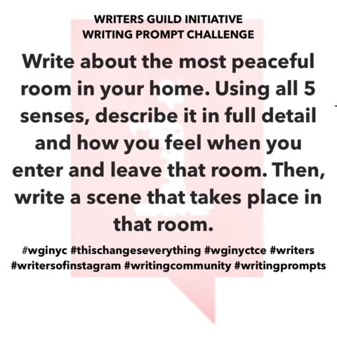 WGI WRITING PROMPT 1